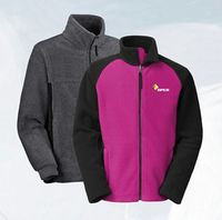 Fleece Tech Jacket