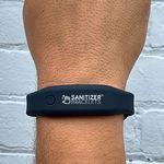 Custom Sanitizer Bracelets - Men's