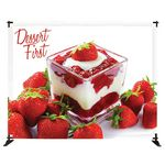 10 ft. Slider Banner Stand - 8'h Fabric Graphic Package