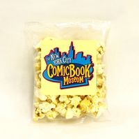 Movie Theater Style Popcorn Small Treat Bag