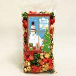 Custom Christmas Popcorn Regular Treat Bag