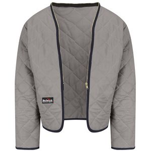 e8a2727274d Bulwark® Men s Flame Resistant Zip-In  Zip-Out Jacket Liner - LML2 -  IdeaStage Promotional Products