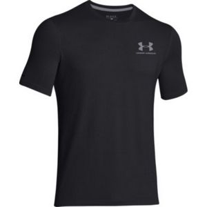 Under Armour Mens UA Charged Cotton Left Chest Lockup