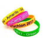 Custom Printed Silicone Bracelet