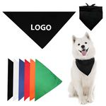 Small Pet Triangle Bandannas