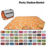 Custom Picnic / Stadium Blanket
