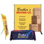 Custom Trade Show Booth Display - Starter Package