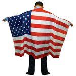 3' x 5' USA Spirit Body Flags