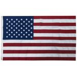 5' X 8' 2-ply Polyester U.S. Flag with Heading and Grommets