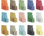 Paper Tote Bag Solid Color
