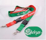 Custom Personalized Polyester Silkscreen/Sublimated Lanyards