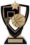 Custom 6.5 Apex Shield, Basketball Award