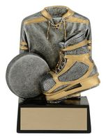 Jersey Resin Hockey Trophy (3.75)