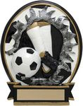 Custom 6 Blow Out Soccer Generic Trophy