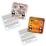 Custom Date Rape Detection Coasters