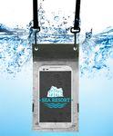 Custom Waterproof Phone Caddy w/ Lanyard