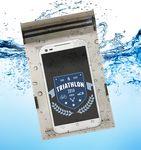 Custom Large Waterproof Phone Bag (4