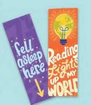 16 Point Full Color Bookmark (1 1/2