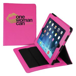 Pink Fashion Color iPad Case (iPad Air 1-2) - 35008 - IdeaStage Promotional  Products 88e3f15157f03