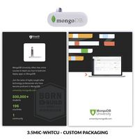 Microphone Blocker Black + Custom Packaging