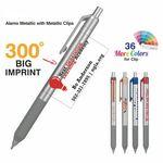 Custom Alamo Metallic Pen